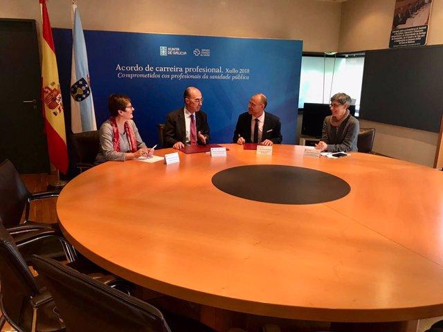 La Consejería de Sanidad gallega implementará un Plan de Humanización