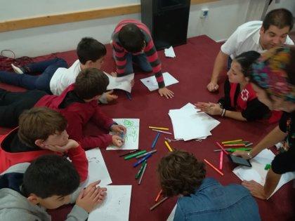 Los menores de Alcalá de Guadaíra (Sevilla) aprenden sobre sostenibilidad con la Gymkana del Consejo de la Infancia