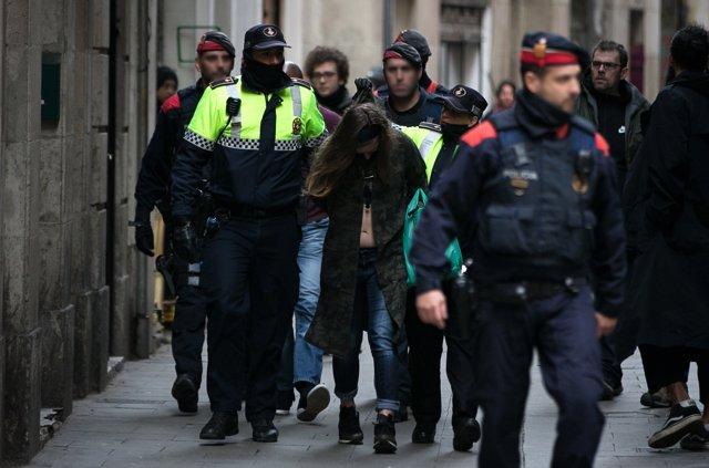 Registre de narcopisos a Ciutat Vella (Barcelona)