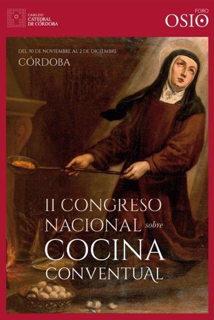 La Reina Doña Sofía acepta la Presidencia de Honor del II Congreso Nacional sobre Cocina Conventual que será en Córdoba