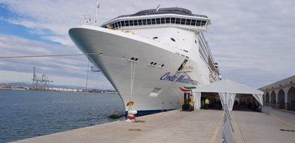 El Puerto de Tarragona recibirá este viernes al crucero Costa Mediterránea