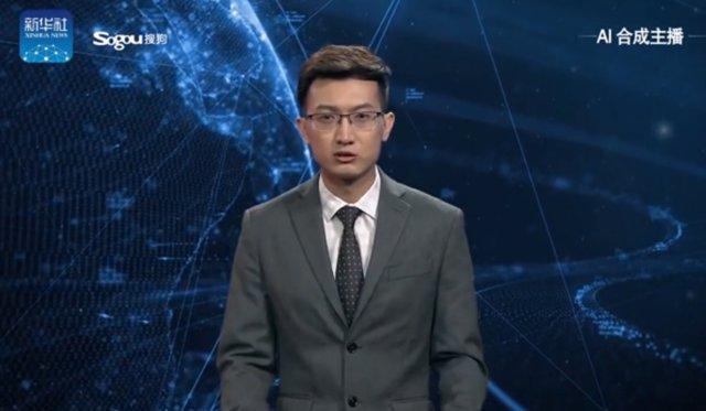 👨💼 China sabe cómo hacer un presentador virtual y ya lo incorporó a su plantilla de trabajadores [+Video]