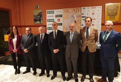 La XXVIII edición de Sicab reúne a 343 ganaderías y 1.077 caballos del 13 al 18 de noviembre
