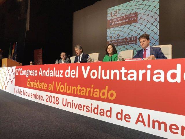 Congreso Andaluz del Voluntariado