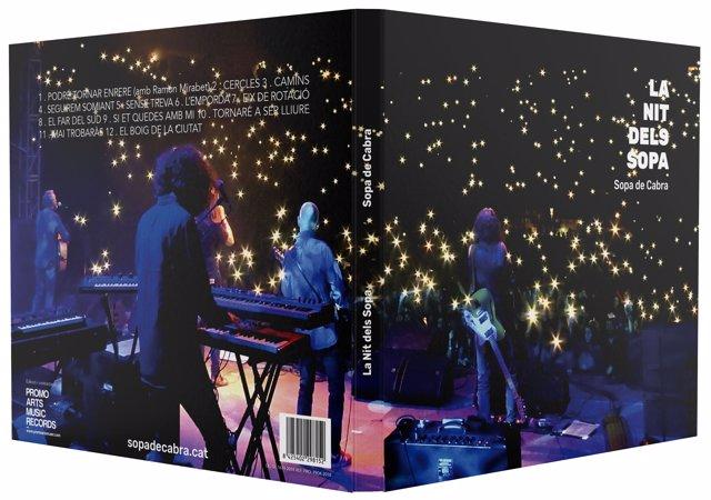 Sopa de Cabra anuncia l'edició digital d'un nou disc en directe