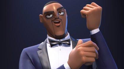 """Will Smith es """"el mejor agente secreto"""" en el tráiler de Espías con disfraz"""