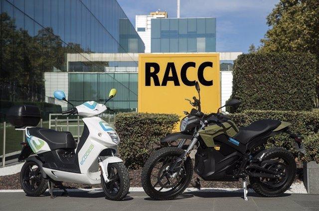Acord de col·laboració entre el Racc i Cooltra