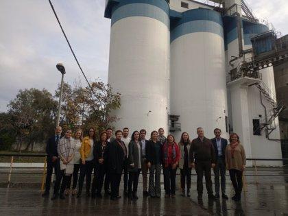 CECO se reúne en Cementos Cosmos para abordar las buenas prácticas empresariales