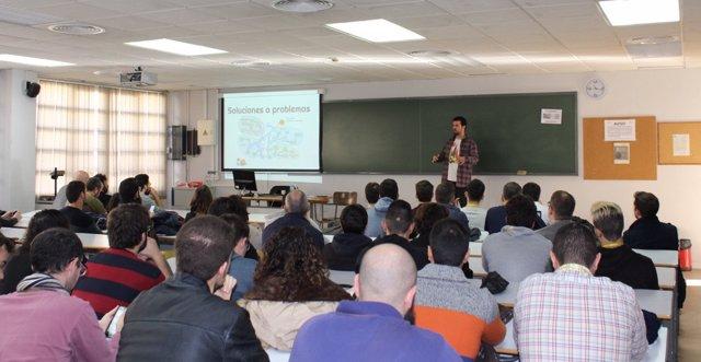 Participantes en una anterior edición del 'DevFest'