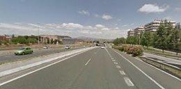 Lugar aproximado donde irá la pasarela de Los Lirios