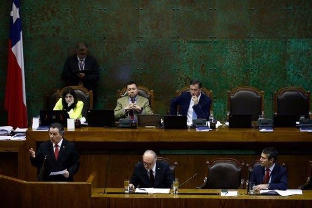 Cámara de diputados chile
