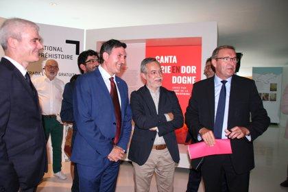 El yacimiento portugués Vale do Côa-Siega Verde se incorpora al protocolo de colaboración entre Cantabria y La Dordoña