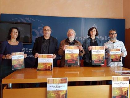 El XXXIX Encuentro Internacional de Compositores acogerá ocho conciertos entre noviembre y diciembre