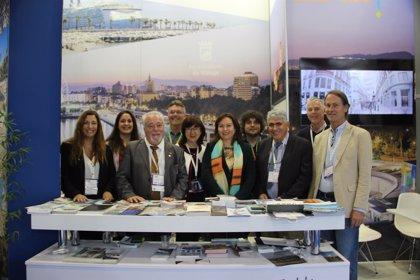 Málaga capital cierra su participación en la WTM con perspectivas de crecimiento en turistas y pernoctaciones