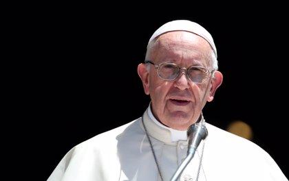 """El papa defiende el acceso al agua potable como """"un bien de toda la familia humana"""""""