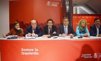 PSOE cierra filas con Zuloaga, que apuesta por proyecto que genere ilusión y confianza
