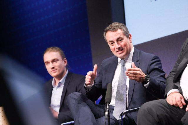 Antoni Ballabriga, director global de Negocio Responsable de BBVA