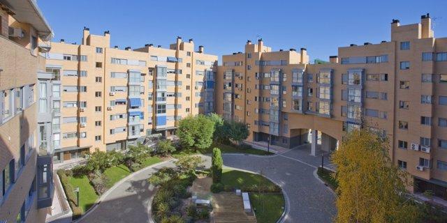 Viviendas en renta de Hispania (Blackstone)