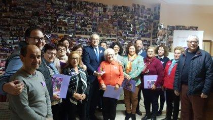 """El presidente del Parlamento andaluz destaca el """"papel fundamental"""" que desempeñan las mujeres en el ámbito rural"""