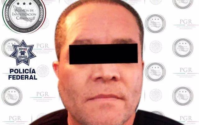 El narcotraficante colombiano Ángel Humberto Chávez Gástelum