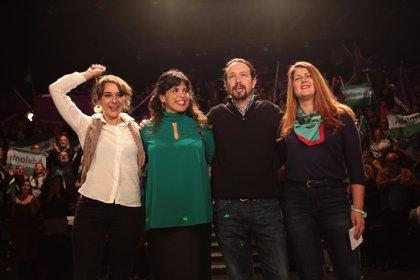 """Iglesias, convencido de que Adelante ganará, pregunta al """"susanismo"""" si hubiera preferido un acuerdo de PGE con Cs"""