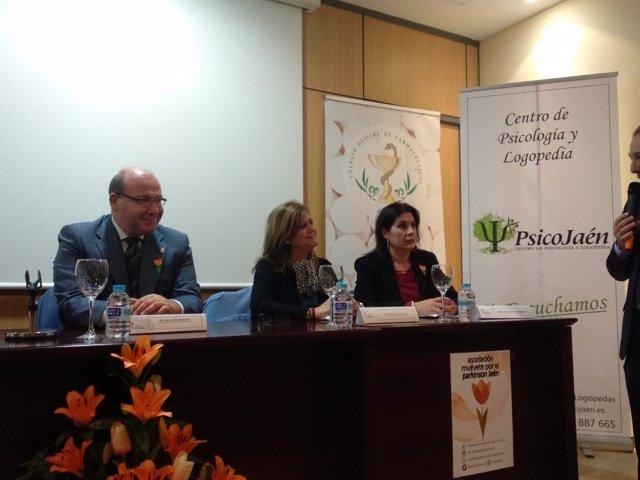 Presentación de la Asociación 'Muévete por el Párkinson Jaén'