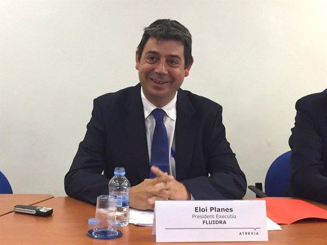 Eloi Planes, presidente ejecutivo de Fluidra