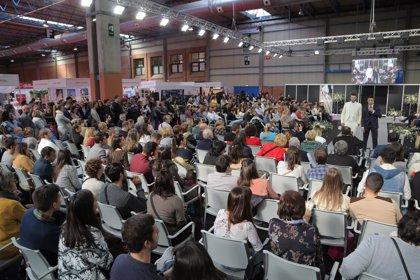 Los joteros Isabel Rocatín y Jorge Sánchez inaugurarán este viernes Nupzial 2018
