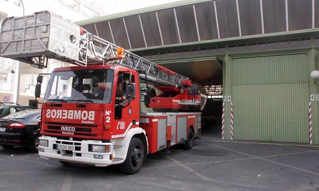 Estación de Bomberos de Huelva
