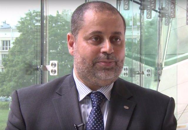 Adel Rouz, vicepresidente de Fujitsu Laboratories