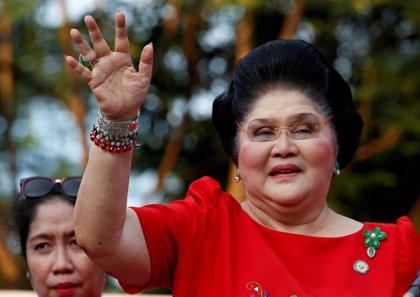 La Justicia filipina condena por corrupción a la ex primera dama Imelda Marcos