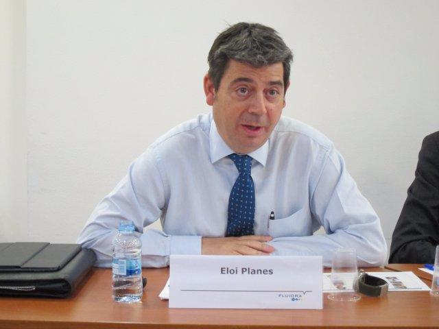 Eloi Planes, president de Fluidra