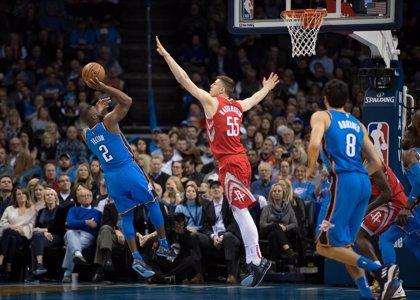 Abrines no anota en el triunfo de los Thunder y Curry se lesiona en la derrota de los Warriors