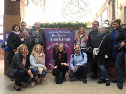 Alcalá de Guadaíra (Sevilla) acoge estos días el primer encuentro del programa europeo 'School Emergency'