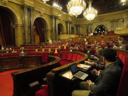 Torrent llama al orden a Wagensberg (ERC) y Carrizosa (Cs) tras enzarzarse en el pleno