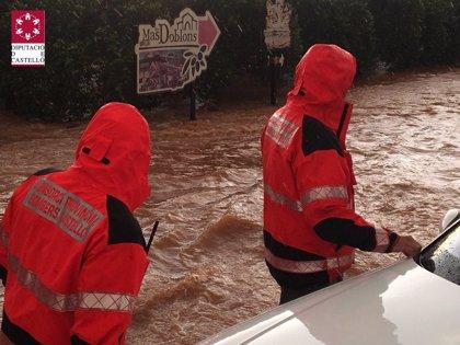 Castellón registra ya el año más lluvioso desde 2007 con casi 570 l/m2