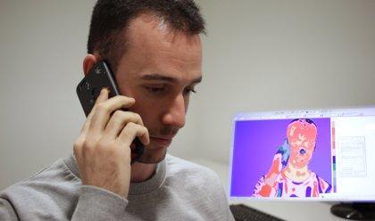 Investigadores de Granada diseñan un modelo científico basado en la termografía para saber si una persona miente