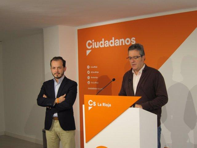 Julián San Martín Y Pablo Baena, De Cs