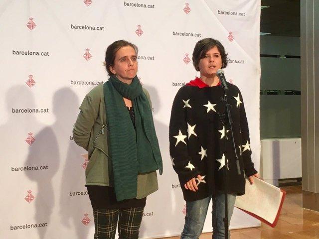 Gemma Tarafa y Gala Pin