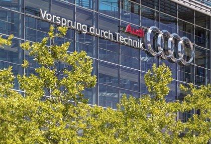 Las ventas mundiales de Audi caen un 25,7% en octubre lastradas por Europa