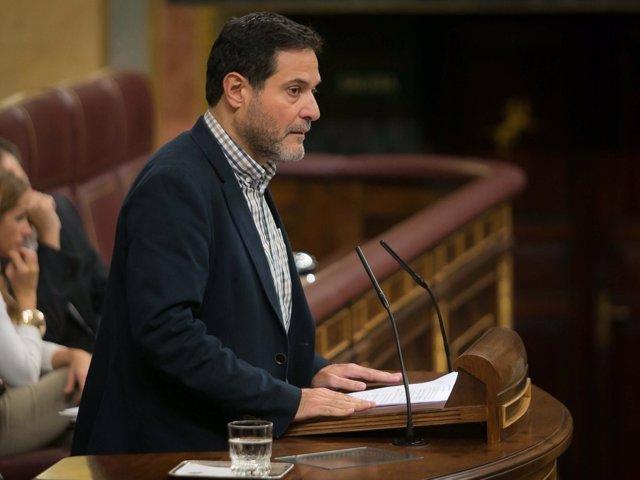 Josep Vendrell, de En Comú