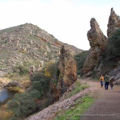 Ecologistas: Se ha cortado una de las rutas más visitadas de Cabañeros por una cacería