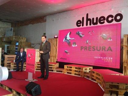 Fernández Carriedo apuesta por el emprendimiento social para impulsar las zonas despobladas