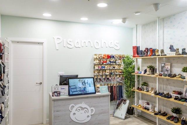Tienda de Pisamonas en intu Asturias