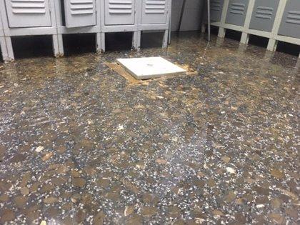 Una inundación de heces obliga a suspender extracciones y vacunaciones en un ambulatorio de Castellón, según CSIF