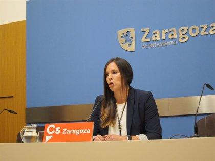 Cs pide que el tejido social decida los futuros usos del edificio de Pontoneros de Zaragoza