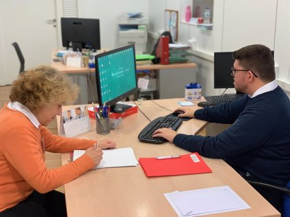 Quirónsalud Infanta Luisa colabora con Aspanri para incorporar personas con discapacidad intelectual al mundo laboral