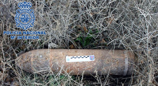 Uno de los artefactos neutralizados por los TEDAX en los últimos días en Aragón
