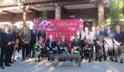Urban C-LM, Araceli Izquierdo, María Ángeles Plata y Juan Orgaz, entre los Galardones Empresariales Fedeto 2018