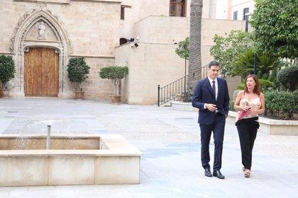 """El Govern rechaza que la negociación del REB esté """"bloqueada"""""""